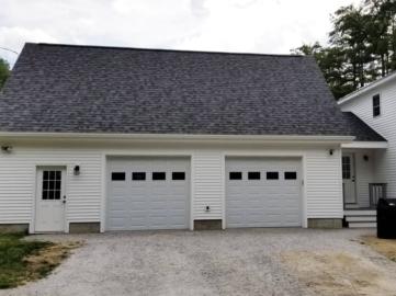 2 car garage addition