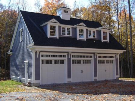 garage builder nh